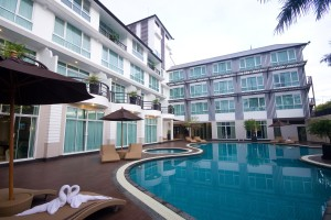 A-Te Chumphon Hotel - Pool & Fitness Center