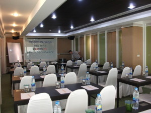 A-Te Chumphon Hotel - Meeting Facilities & Banquet Room