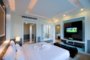 A-Te Chumphon Hotel - Executive Suite