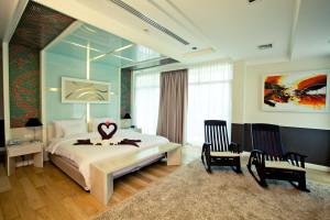 A-Te Chumphon Hotel - Presidential Suite